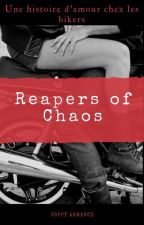 Reapers of Chaos : Amour chez les bikers by PoppyArmance