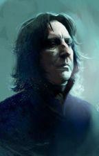 I (Severus Snape X OC.) by loki_snape