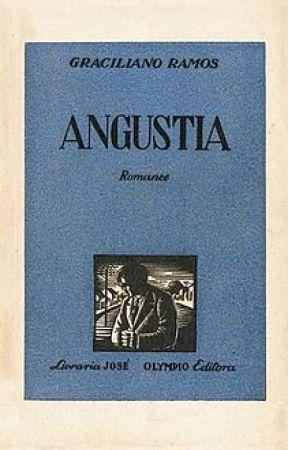 Angústia - Graciliano Ramos by shawncolati