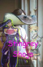 Stingrey Shojo by OhHeyItsRey