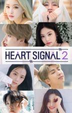 HEART SIGNAL X2 // BTS x BLACKPINK x (G)I-DLE x CHUNGHA by hobisbeansprout