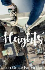 Heights ¦ Jason Grace by Stag_Girl