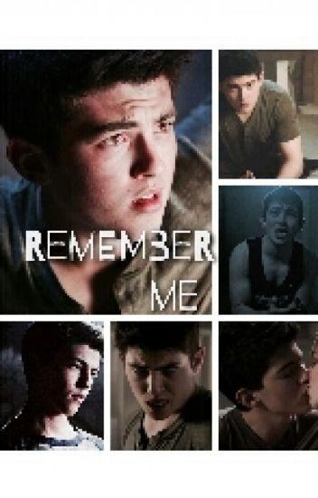 Remember Me ( A Young Derek Hale FF)