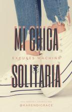 Mi Chica Solitaria by KarenDiGrace