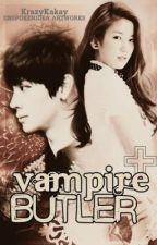 Vampire Butler by KrazyKakay