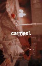 Carmesí. by stivhell