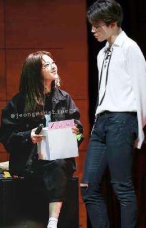 Coincidences Between JeongMin ( Jeongyeon & Jimin )  by BucinJeongMin