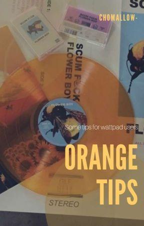 نصائح برتقالية by ChoMallow-