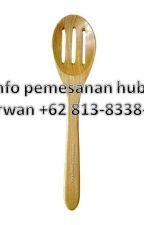 WA +62 813-8338-0408 Jual peralatan dapur kayu variasi Terbaik by kerajinankayu9999