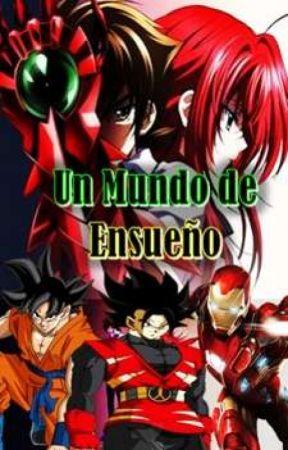Un Mundo De Ensueño by elssjlegendario