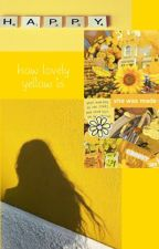 How Lovely Yellow Is by waryeol