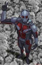 Ant Man's Son X Spider Gwen  by SpaceBoiX