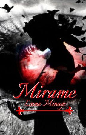 Mírame  by Minageminage