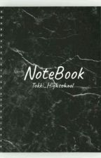Notebook by YourExecutioner_