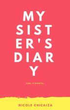 My sister's diary // Joel Pimentel by NicolChicaiza304