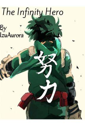 The Infinity Hero by IzuAurora