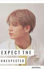 Expect The Unexpected | on going by TaeByun_