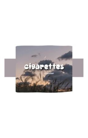 ✓ CIGARETTES.┃woosan by JEONGINS-
