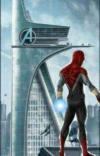 Libro 1- Naruto SPIDER-MAN by Manolo12m