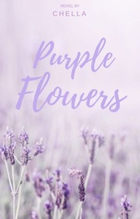 Purple Flowers by _depressed-writer_