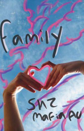 Family (mafia stray kids AU) by straykidshoebro