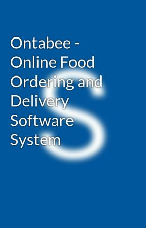 Ontabee - Online Food Ordering and Delivery Software System - Online