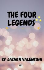 The four legends by Ch4rlot3