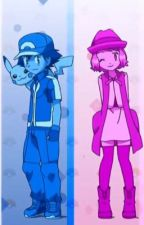 Here For You (Amourshipping) by foreverhamliza