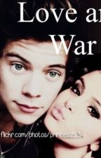 Love and War ( with Harry Styles ) by anyslove