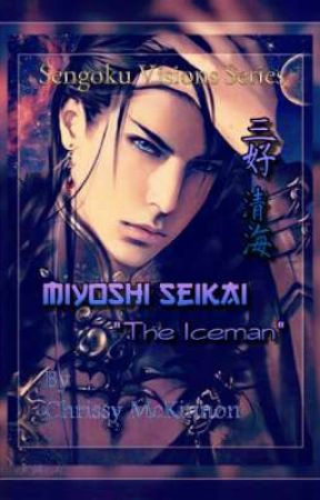 "Miyoshi Seikai ""The Iceman"" by TamaraSwift"