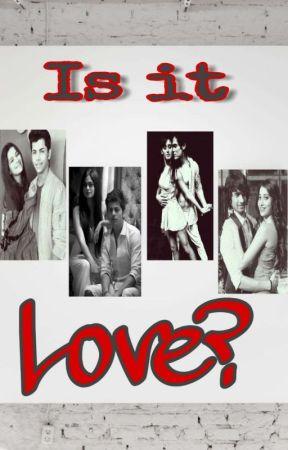 Is It Love??? by DevanshiDoshi2