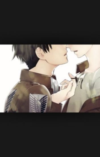 Eren and levi- online dating