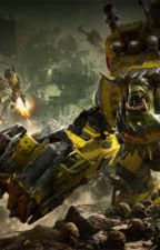 Warhammer 40k The waaagghh March of Orks conquest  by TK-800