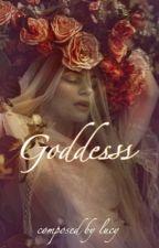 goddess - poetry by irrelevantlucy