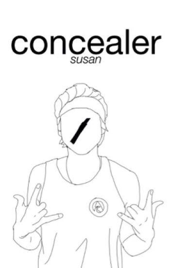 concealer // a.i.