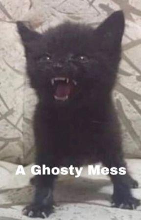 a ghosty mess by sadboycult