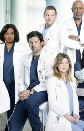 Fanfiction Grey's Anatomy by latueusedelivres