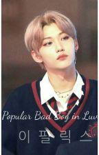 Popular bad boy in luv (Lee Felix X Reader) by Winter_Rain12795