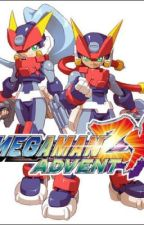Megaman ZX Advent by TenjoNami