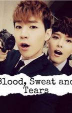 Blood, Sweat and Tears --RyeoRy-- by xcrossgene