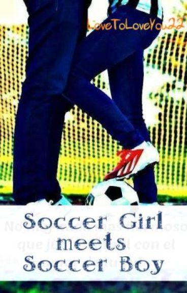 Soccer Girl meets Soccer Boy~ A Neymar Jr fanfic