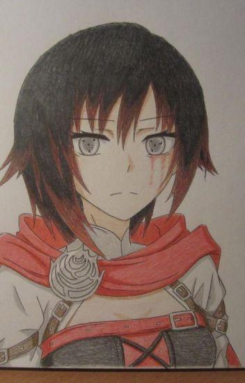 Silver Sharingan ( Abused Reborn Madara Uchiha X Abused Ruby Rose