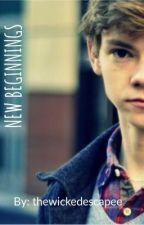 New beginnings (Thomas Brodie Sangster Fanfic) by thewickedescapee
