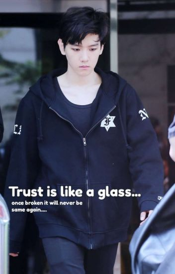 Trust Is Like A Glass - Mim Binta Mustafiz - Wattpad