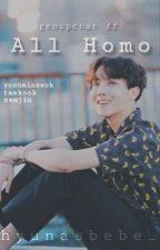 All Homo || BTS Groupchat by hyunasbebe_
