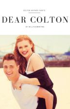 ❝Dear Colton,❞ (Colton Haynes Fanfic) by WillYouMaryMe