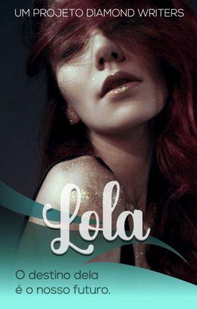 Lola - Projeto Diamond Writers by obsidiangeek