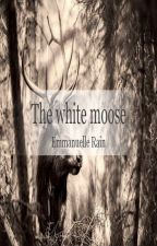 The white moose by EmmanuelleRain