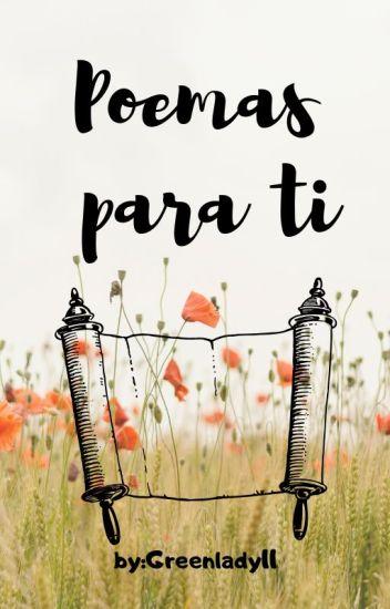 poemas para ti