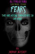 All kind of fears by Jarjekad_Alissast